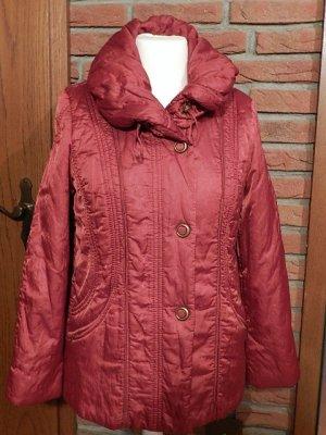 Bonita Damen Winterjacke / Steppjacke - rot - Größe M - Top Zustand