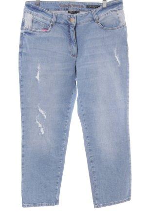 Bonita High Waist Jeans kornblumenblau Casual-Look
