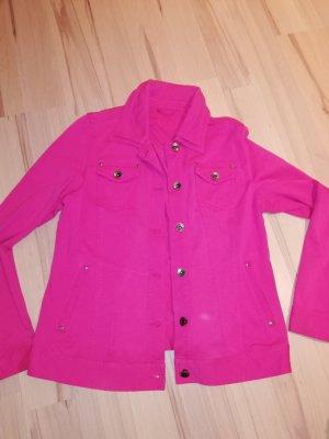 Bonita Shirt Jacket pink