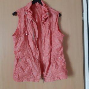 Bonita Shirt Jacket raspberry-red-pink