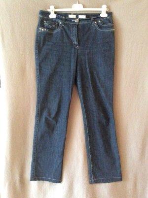 Bonita Jeans Gr 40 mit Glitzersteinen