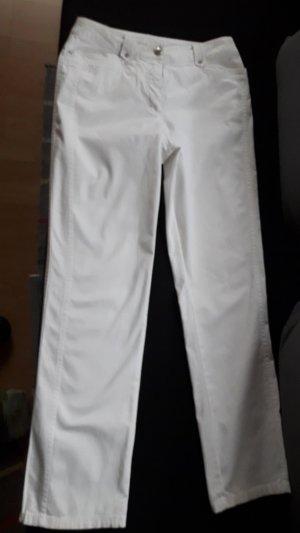 Bonita : Jeans Hose weiss 36