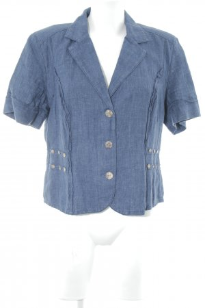 Bonita Denim Blazer dark blue-slate-gray casual look