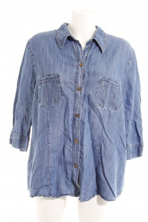 Bonita Jeanshemd blau Casual-Look