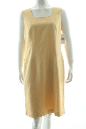 Bonita Kleid dunkelgelb Casual-Look
