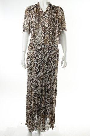 Bonita Kostüm Leomuster Textil-Applikation