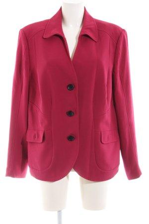 Bonita Kurz-Blazer pink Business-Look