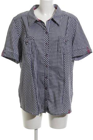 Bonita Camicia a maniche corte motivo a quadri Vichy stile casual