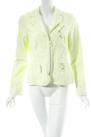 Bonita Kurzjacke blassgrün sportlicher Stil