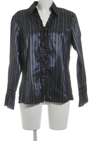 Bonita Langarmhemd grafisches Muster Elegant
