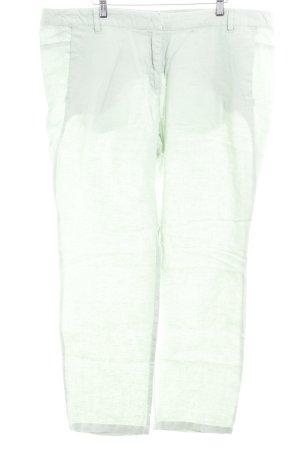 Bonita Pantalone di lino verde pallido stile casual