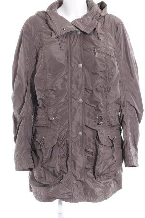 Bonita Giubbino marrone-grigio stile casual