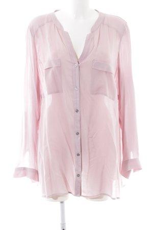 Bonita Oversized Blouse pink casual look