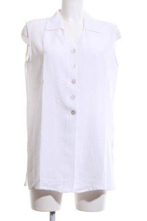 Bonita Oversized Blouse white business style