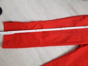 Bonita rot 7/8 Jeans 36