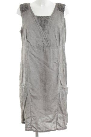 Bonita Shirtkleid hellgrau Casual-Look