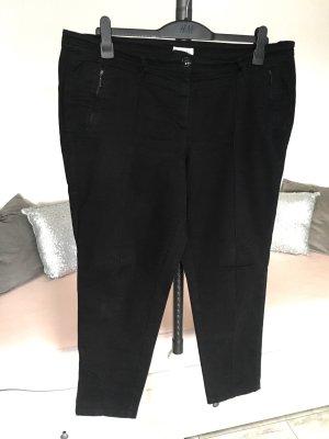 Bonita Skinny Jeans Gr. 48 - schwarz