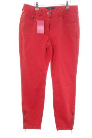Bonita Skinny Jeans rot Casual-Look