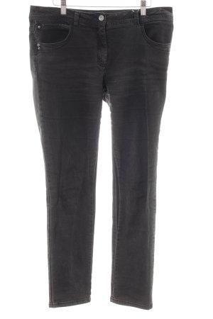 Bonita Skinny Jeans schwarz Casual-Look
