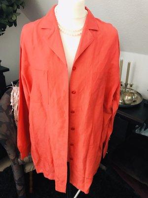Bonita Giacca a blusa arancio neon