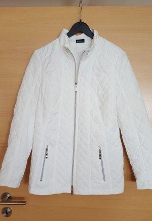Bonita Veste matelassée blanc polyester