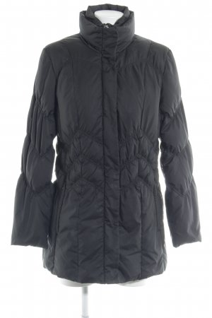 Bonita Quilted Jacket black casual look