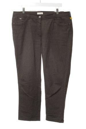Bonita Jersey Pants grey brown casual look