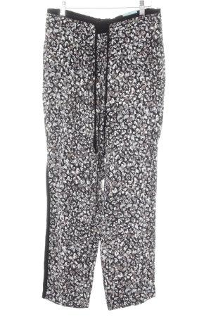 Bonita Jersey Pants spot pattern casual look