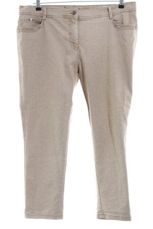 Bonita Stretch Jeans wollweiß Casual-Look