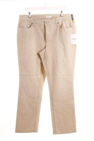 Bonita Stretch Jeans beige Casual-Look