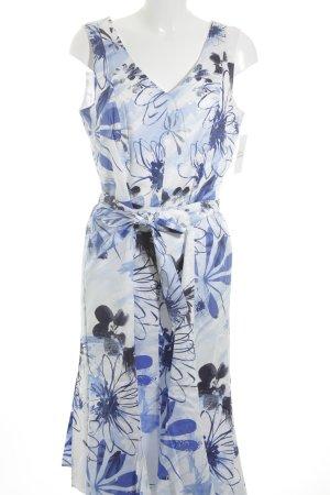 Bonita Trägerkleid florales Muster klassischer Stil