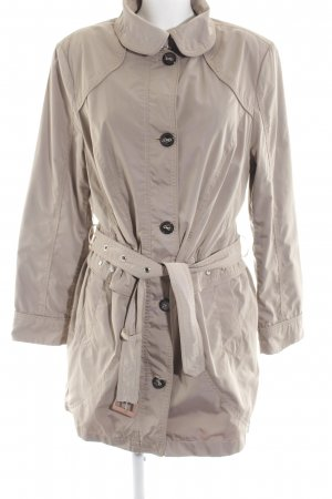 Bonita Trenchcoat hellgrau Casual-Look