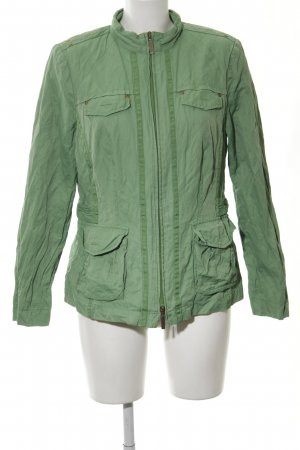 Bonita Übergangsjacke grün Street-Fashion-Look