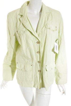 Bonita Übergangsjacke blassgrün Casual-Look