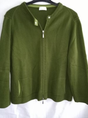 Bonita Weste, Gr. XL+, grün