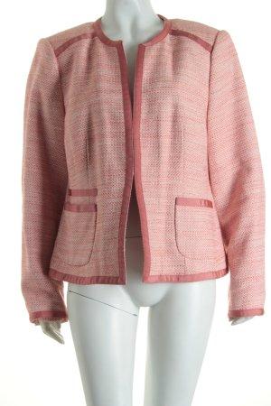 Bonita Woll-Blazer lachs-wollweiß Eleganz-Look