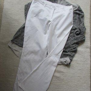 Bonprix BPC * Schöne Sommerhose Stretch * weiß * 42/44