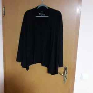 b.p.c. Bonprix Collection Cardigan black cotton