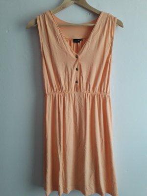 b.p.c. Bonprix Collection Vestido tipo blusón albaricoque