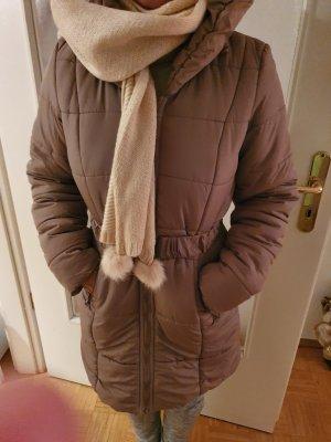 b.p.c. Bonprix Collection Winter Coat cream-camel