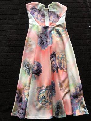 Boohoo Bandeau-Kleid *Neu & Ungetragen* Gr. 36