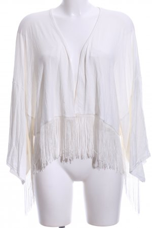 Boohoo Cardigan natural white casual look
