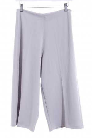 Boohoo Culotte gris lilas style simple