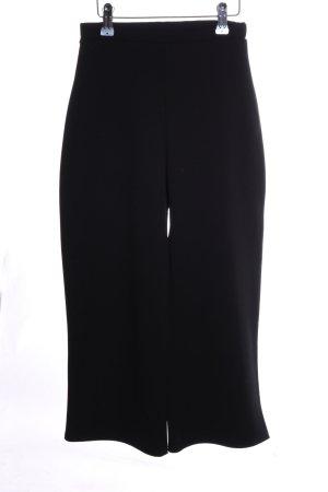 Boohoo High Waist Trousers black business style