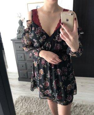 Boohoo Kleid von Asos - Blumenprint