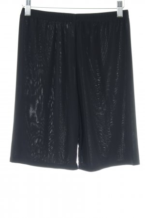 Boohoo Shorts schwarz Casual-Look
