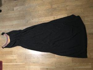 boohoo Maxi-Kleid für Sommer mit Ethno-Boho-Stickerei  Noch nie getra