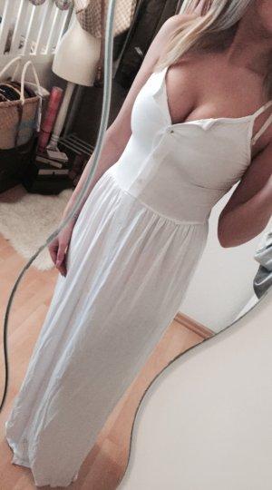 Boohoo Maxikleid Knopfleiste Dress NEU Gr.S