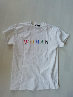 Boohoo Shirt T-Shirt Statement Woman
