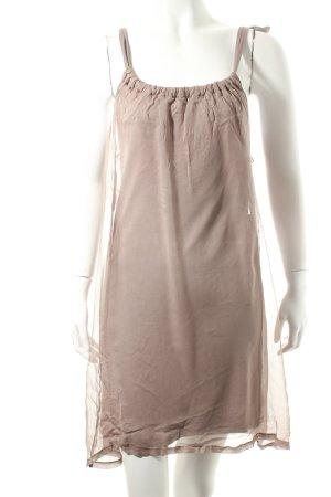 Boom bap Kleid beige Beach-Look